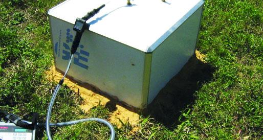 Monitoraggio biogas discariche