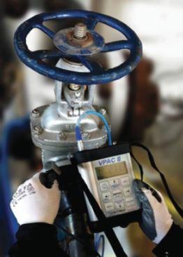Trafilamenti delle vavole - Ispezioni linee di azoto